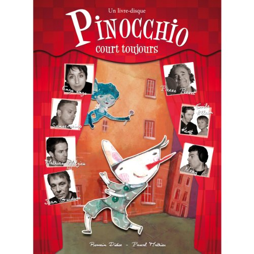 Pinocchio court toujours  audiobook cover art