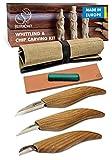 BeaverCraft S15 Whittling Wood Carving Kit - Wood...