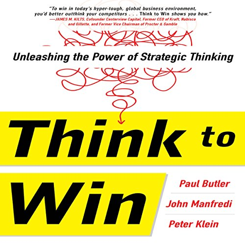 Think to Win cover art