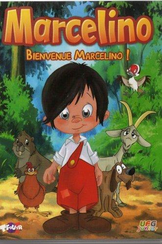 Marcelino - Bienvenue Marcelino ! [Francia] [DVD]