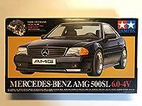 1/24 タミヤ メルセデスベンツ AMG 500SL