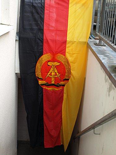 Unbekannt DDR Fahne Ostalgie Deko Museum Mottoparty FDJ Fasching