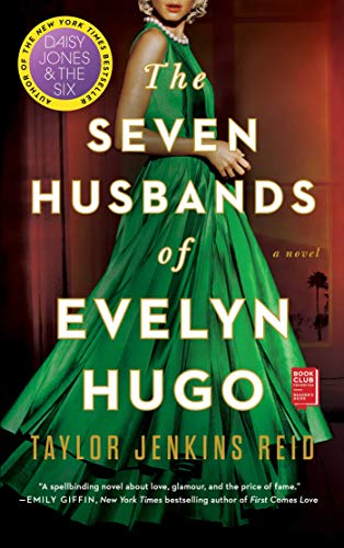 The Seven Husbands of Evelyn Hugo: A Novel eBook: Reid, Taylor Jenkins:  Amazon.ca: Kindle Store