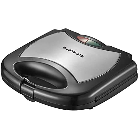 Double Sandwich Toastie Maker Grill Toaster Cool Touch Press Dihl