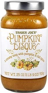 Trader Joe's Pumpkin Bisque ~ 25 oz