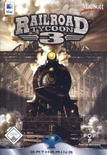Railroad Tycoon 3 [Edizione: Germania]