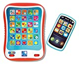 winfun Baby Tablet Pad + Smartphone Handy im Set Lerncomputer Set