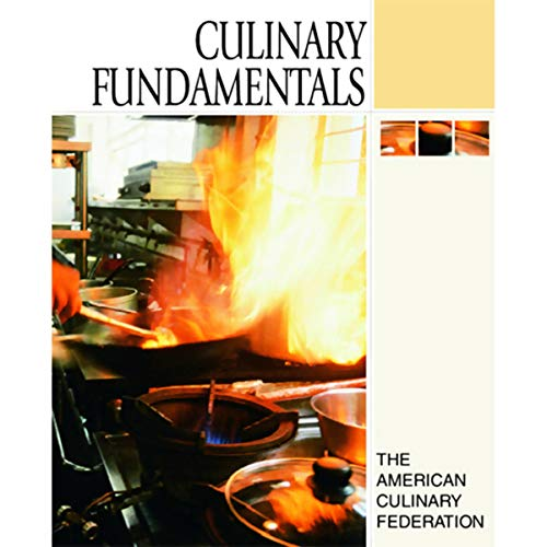 VangoNotes for Culinary Fundamentals, 1/e cover art