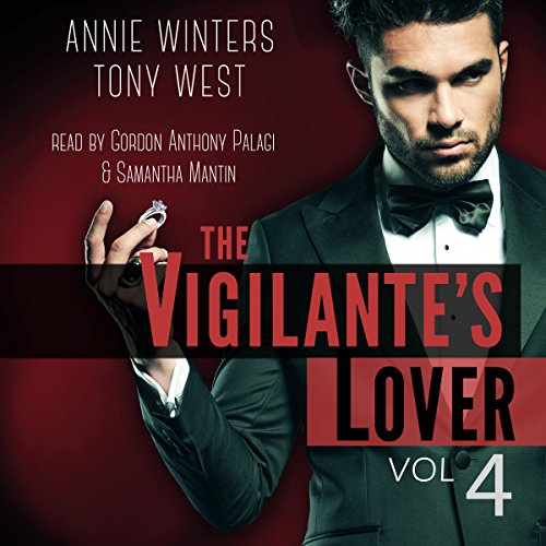 The Vigilante's Lover #4 audiobook cover art