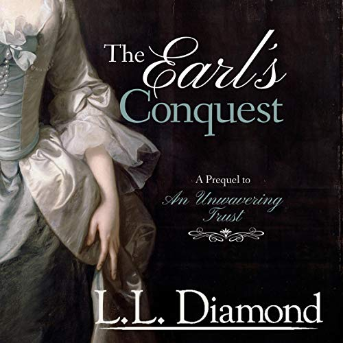 The Earl's Conquest audiobook cover art