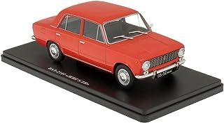 OPO 10 - 1/24 auto compatibel met VAZ-2101 ZHIGULI Lada 1200 van 1970 (ELC04)