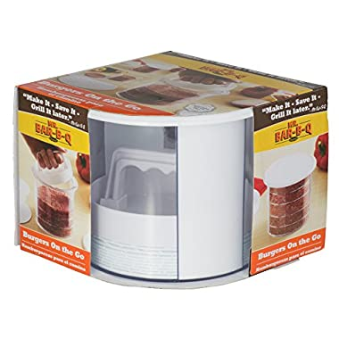 Mr. Bar-B-Q 40231X Multi Layer Burger Press