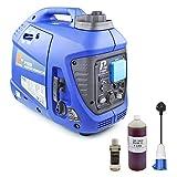 P1 Blue Generator Portable Petrol Hyundai Engine Suitcase Inverter 1000W 1kw Sine Wave P1000i