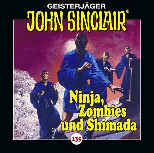Ninja, Zombies und Shimada Titelbild
