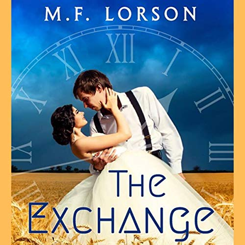 The Exchange audiobook cover art