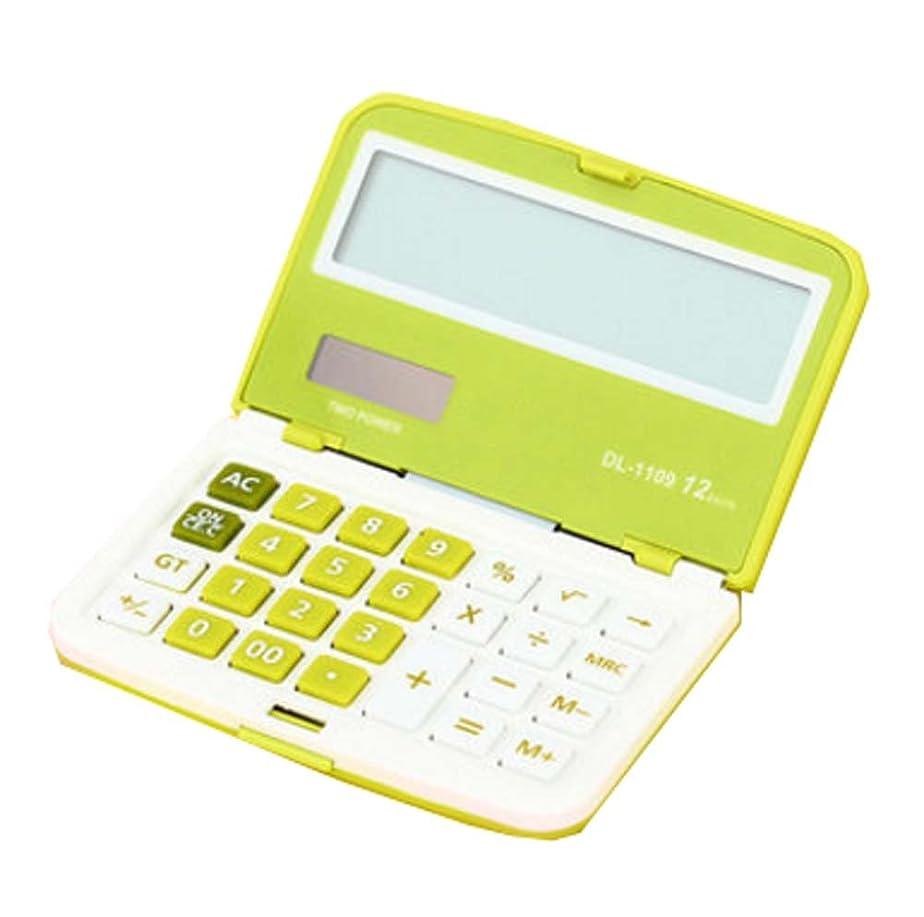 オールソロ戸口電卓、標準機能デスクトップ電卓8桁の大きな表示で、a5