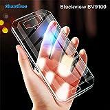 Blackview BV9100 Case, Scratch Resistant Soft TPU Back