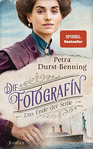 Buchseite und Rezensionen zu 'Die Fotografin - Das Ende der Stille' von Petra Durst-Benning