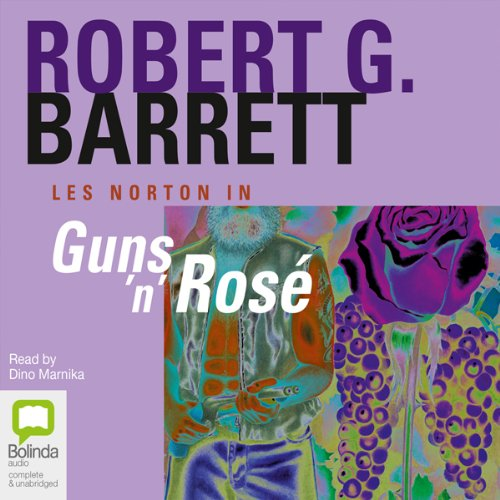 Guns 'N' Rosè cover art