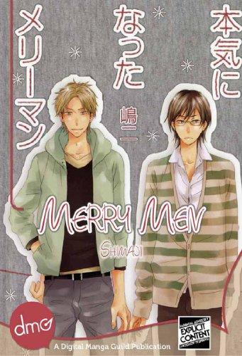 Merry Men (Yaoi Manga) (English Edition)
