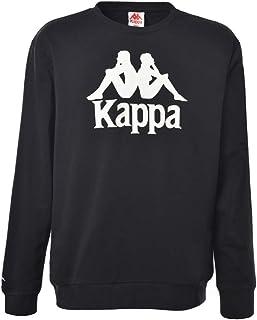 Kappa Men's Authentic Telas Sweatshirt, Black