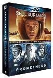 Seul sur Mars + Prometheus 3D + Blu-Ray 2D [Blu-ray 3D + Blu-ray 2D]