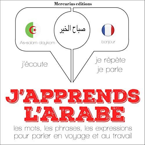 Couverture de J'apprends l'arabe