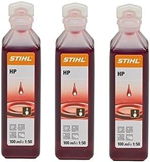 Stihl HP 100ml One Shot 2tiempos aceite parte no. 07813198401Pack de 3