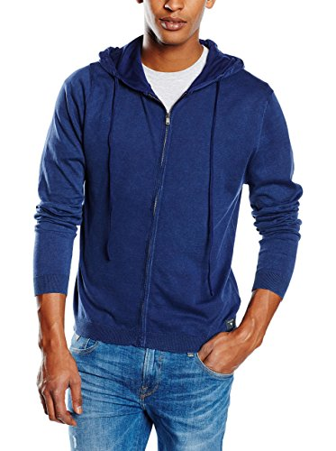 Guess Herren Franco Cardi Thermounterwäsche - Oberteile, blau, XS