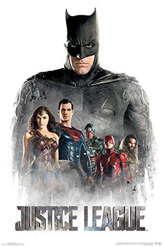 Justice League(ジャスティス・リーグ) MIST ポスター [並行輸入品]