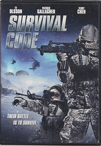 Survival Code (Dvd,2014)
