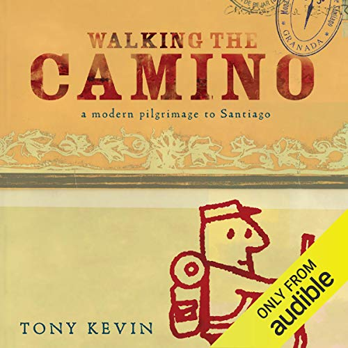 Walking the Camino audiobook cover art