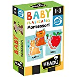 Headu- Baby Flashcards Montessori, IT21666
