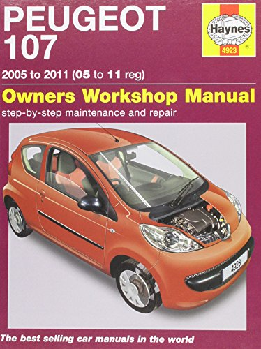 Peugeot 107 (05 - 11) 05 To 11