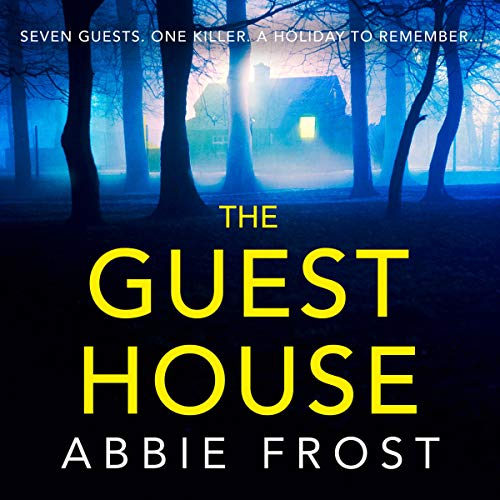 The Guesthouse audiobook cover art