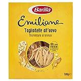 Barilla Pasta all'Uovo le Emiliane Tagliatelle, 500g