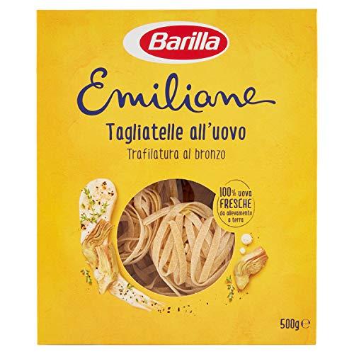 Barilla Tagliatelle Emiliane all'Uovo, 500g