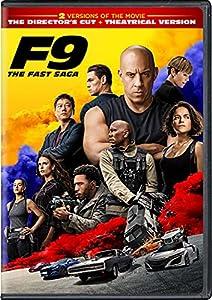 F9: The Fast Saga - Director\'s Cut DVD + Digital