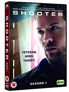 Shooter: Season 1 [DVD] (B0777YQXYQ) | Amazon price tracker / tracking, Amazon price history charts, Amazon price watches, Amazon price drop alerts