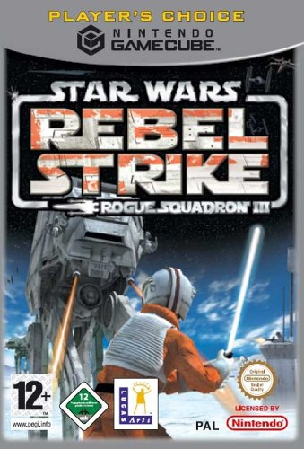 Star Wars - Rogue Squadron 3 Rebel Strike (Player's Choice)