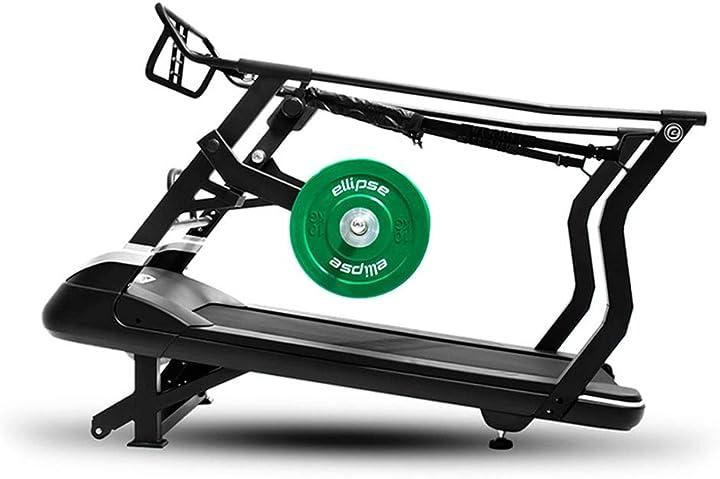 Tapis roulant treadmill power com regolazione della resistenza magnetica e massima velocità 0-20 km/h B08M442P26