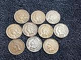 U.S. Indian Head Cent Full LIBERTY Full Rim...