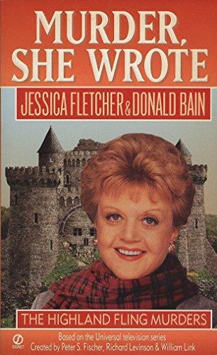Murder, She Wrote: The Highland Fling Murders