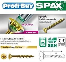 SPAX 1081020500905 Tornillo para Yeso 5x90mm