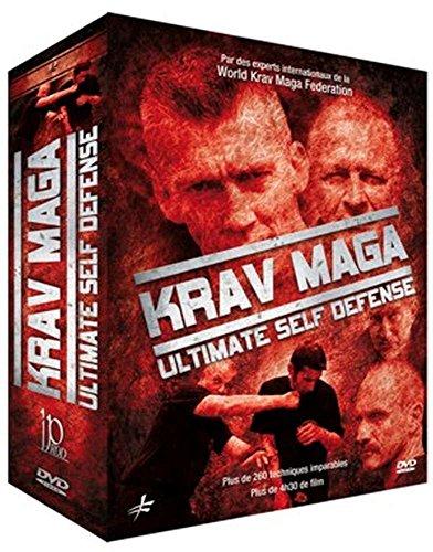 Budoten 3 Krav Maga Ultimate Self Defense DVD's Geschenk-Set