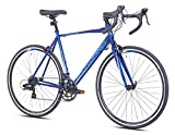 Giordano Acciao Road Bike, 700c, Medium