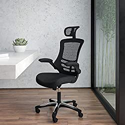 Flash Furniture High Back Office Chair Pic-Best Office Chair Under 100