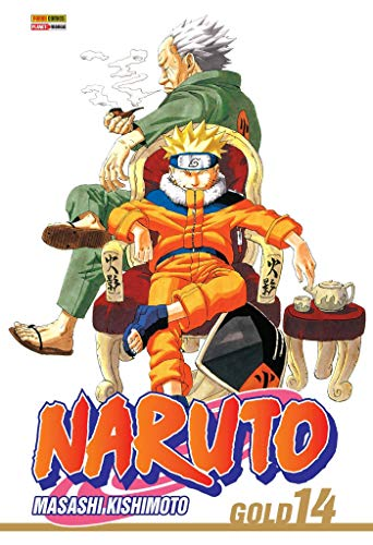 Naruto Gold - Volume 14