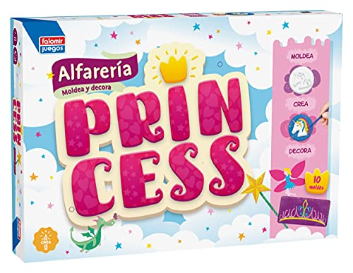 Falomir Alfarería Princess mesa. Juego artístico. (28437) , color/modelo surtido