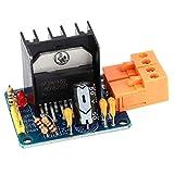 【𝐒𝐩𝐫𝐢𝐧𝐠 𝐒𝐚𝐥𝐞 𝐆𝐢𝐟𝐭】Simlug Module Motor Drive Adjustable Speed H-Bridge Motor Drive Module with Power Indication 3A 75W LMD18200